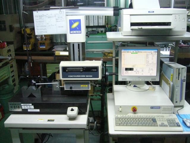 形状測定器