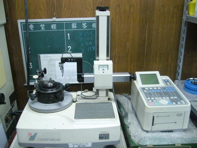 真円度測定器